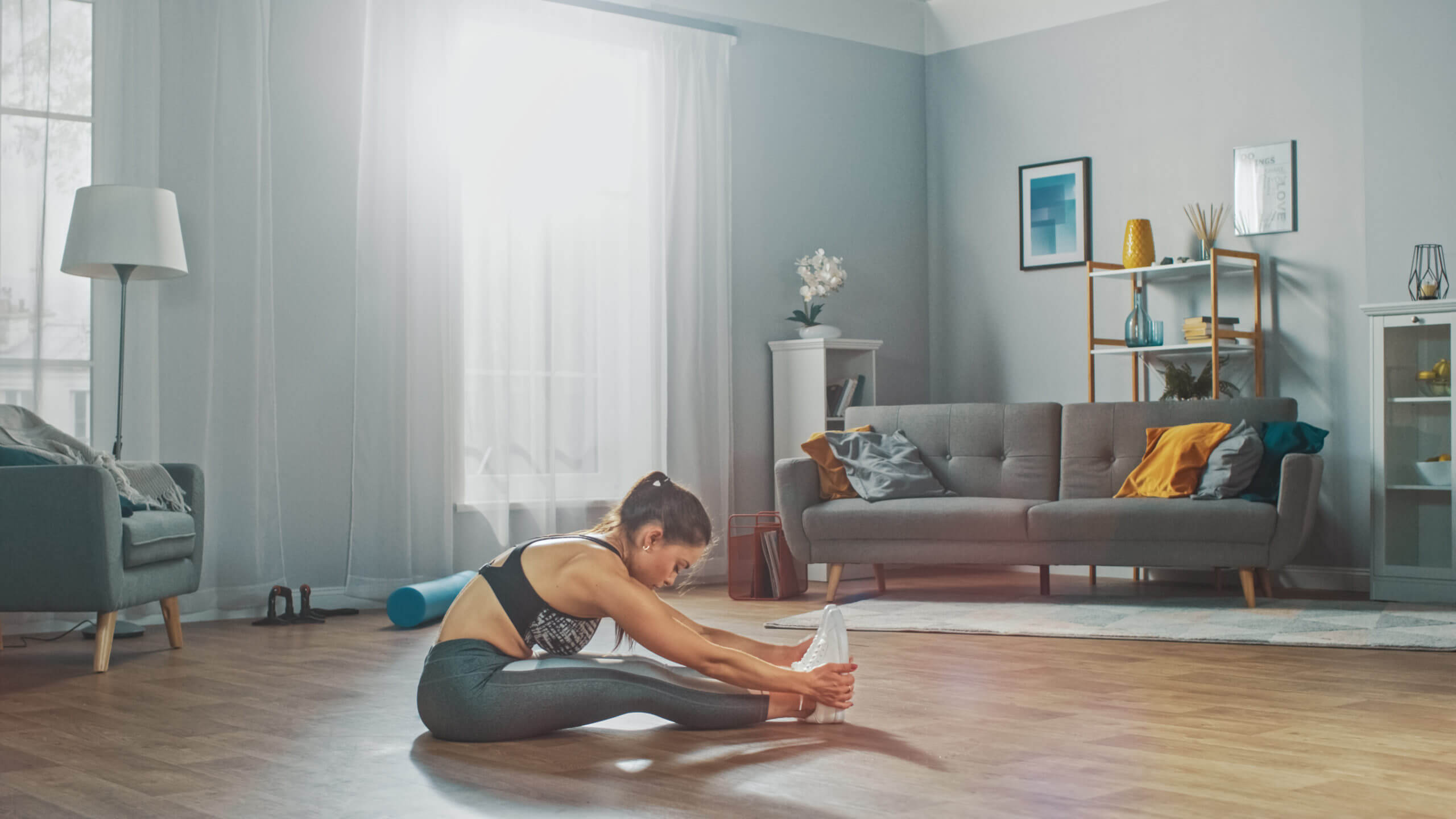 CIRCUIT BREAKER TIPS: How to stay in shape at home