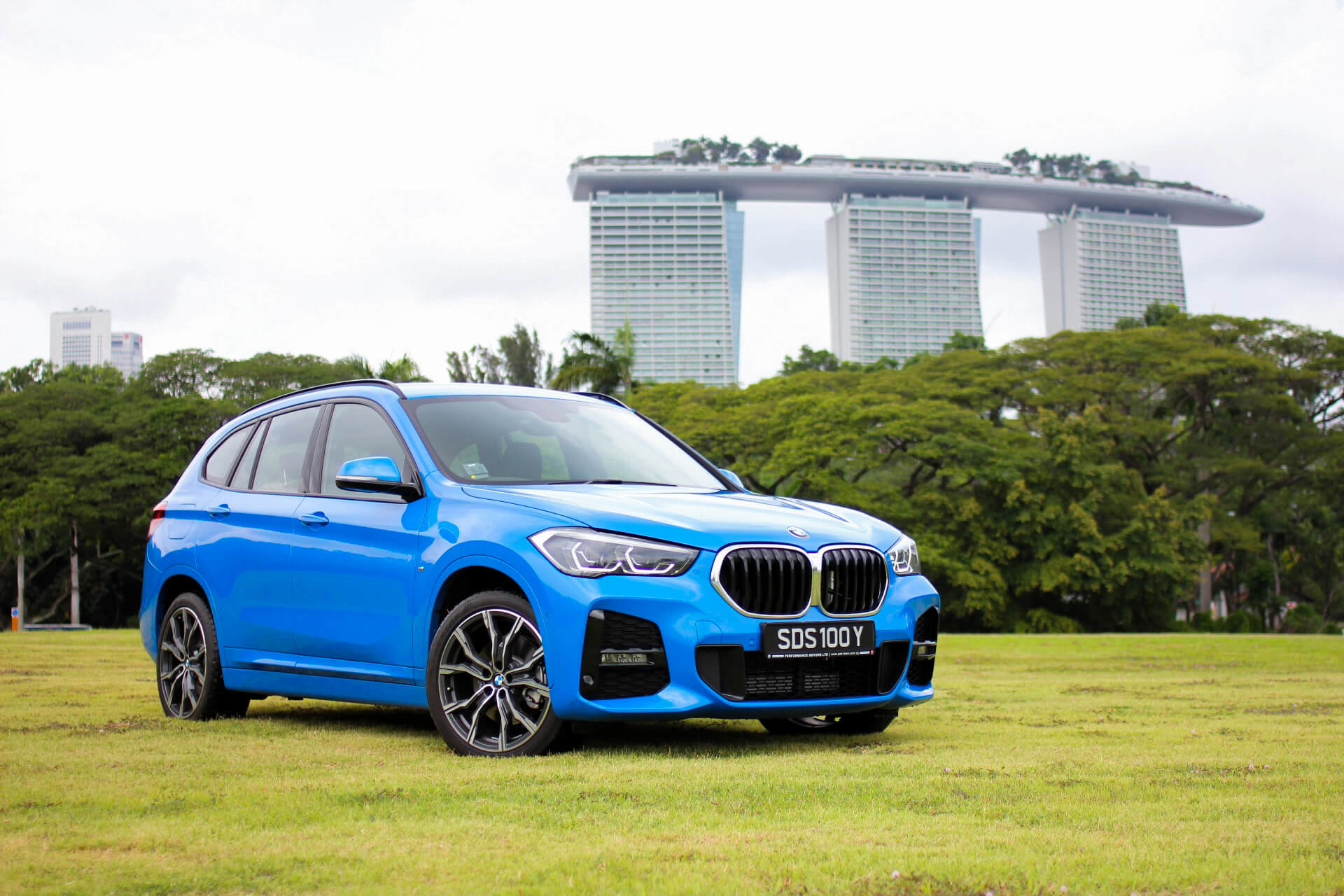 2020 BMW X1 sDrive20i M Sport: Best-seller for a reason