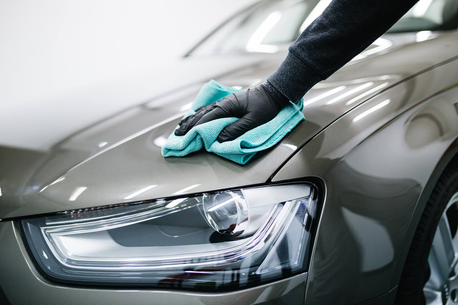 CIRCUIT BREAKER TIPS: Pamper Your Car At Home