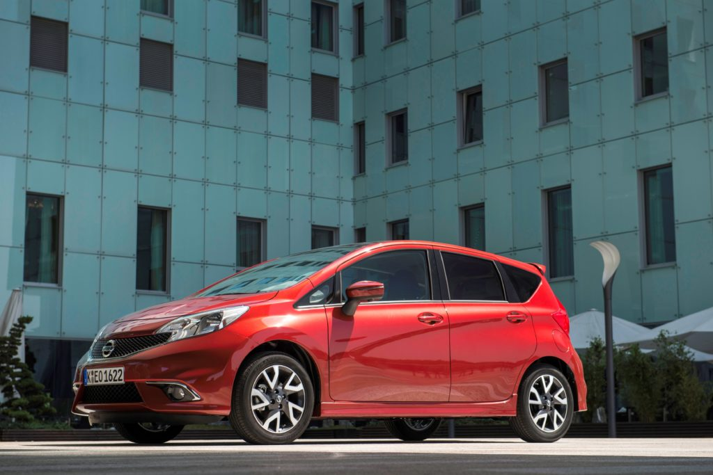 Nissan Note 1.2 DiG-S - beginner's guide to turbos – autoapp