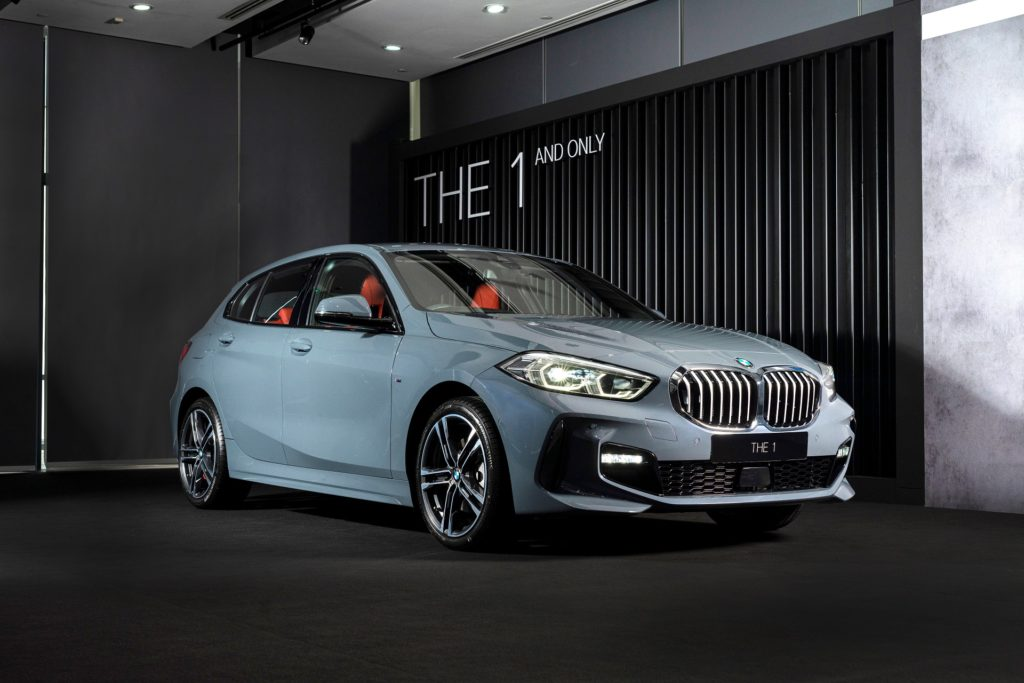 BMW 118i can be driven for as little as $50 per day by healcare workers who subscribe to Access by BMW
