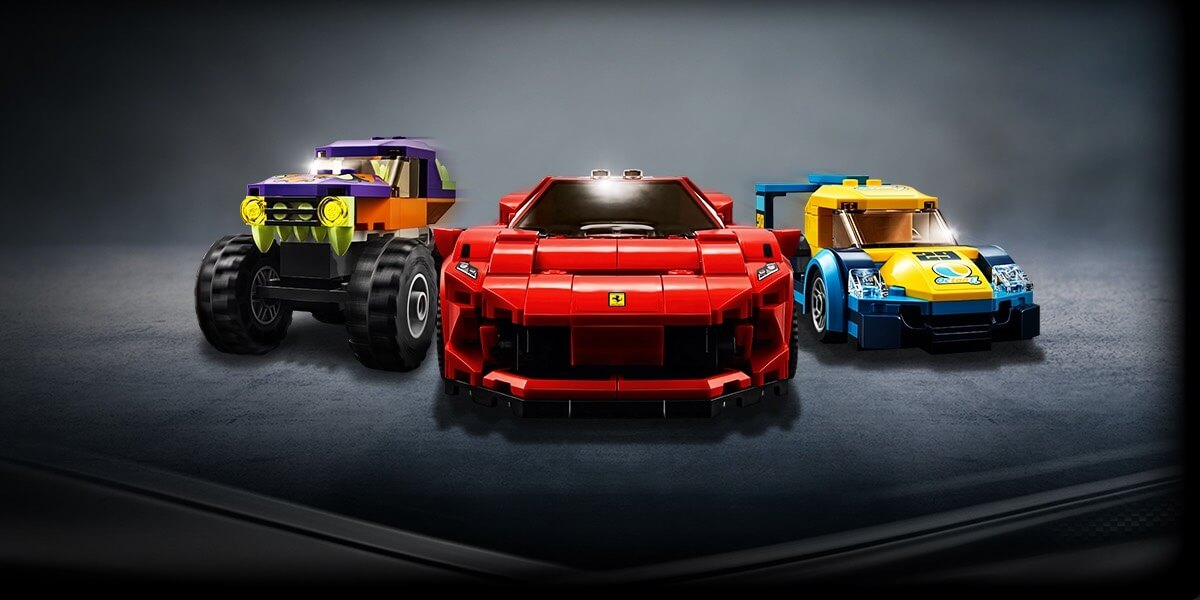 LEGO CARS SALE: Drive What you Love with Toys R Us
