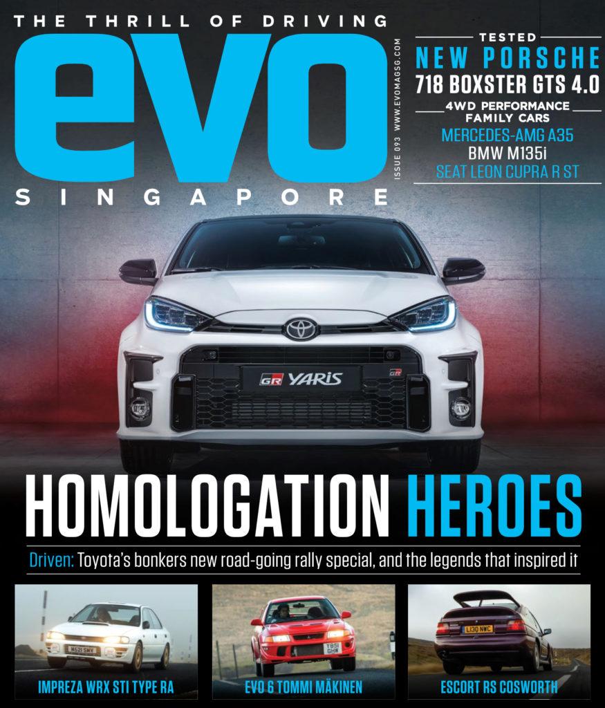 evo Singapore issue 093 cover