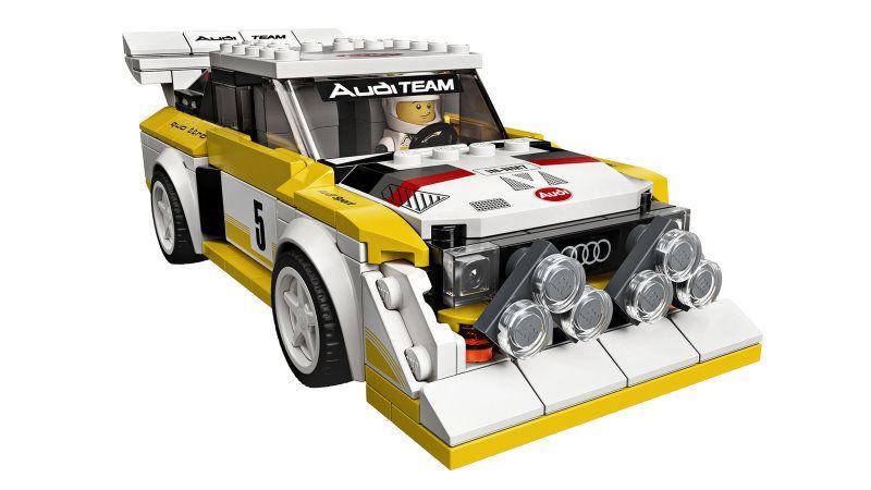 LEGO Audi S1 quattro - AutoApp