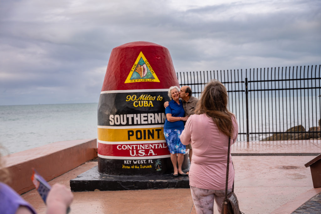 Key West, Florida. Southernmost point of the Continental United States