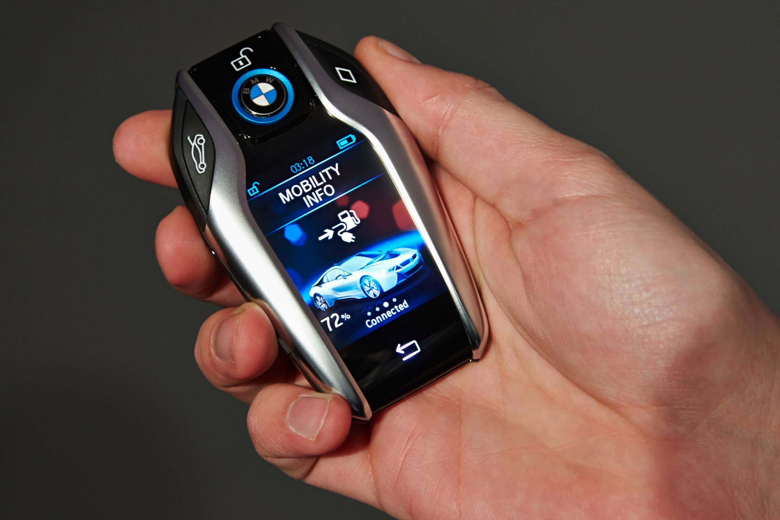THE EVOLUTION OF CAR KEYS: A journey for convenience