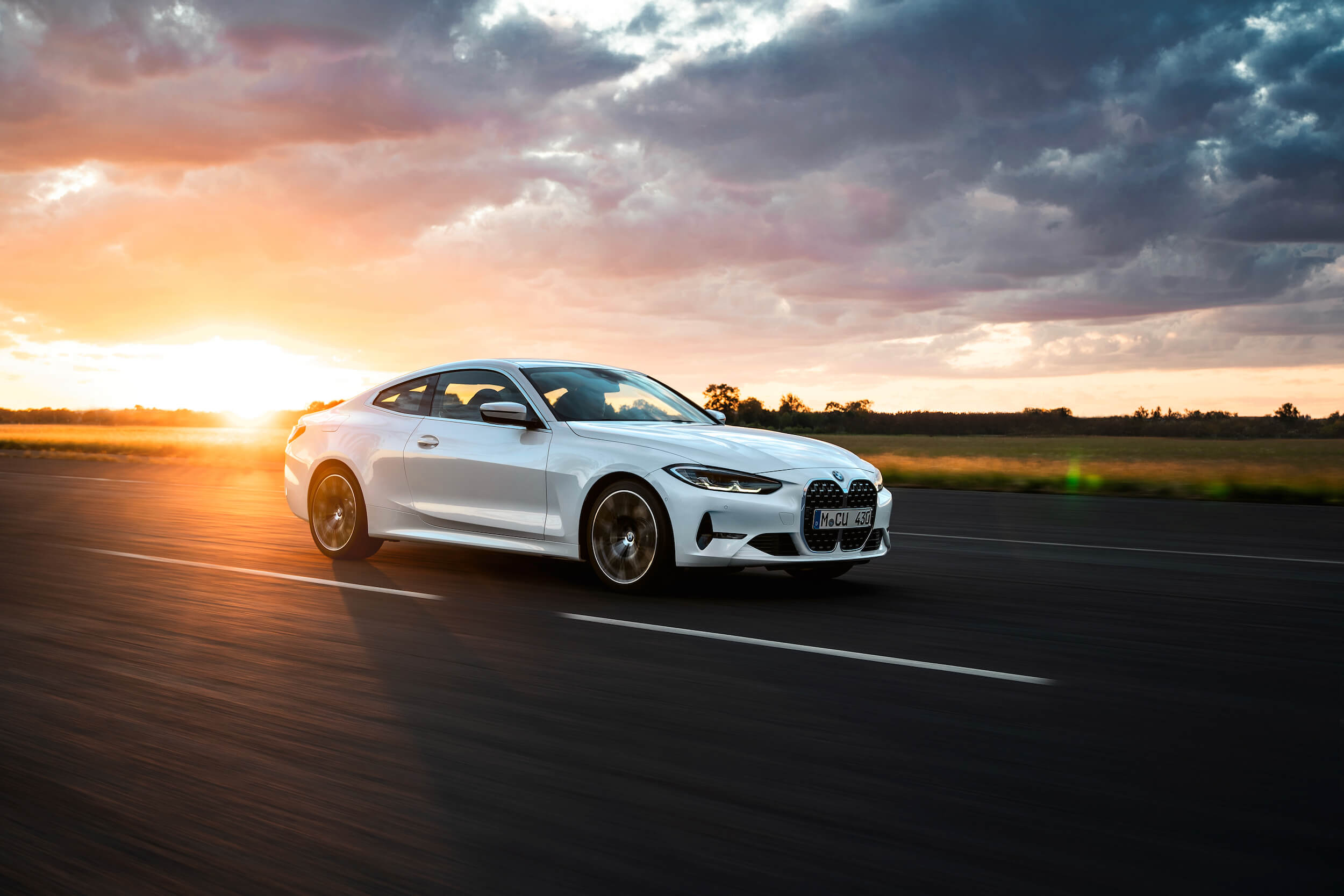NEW BMW 4 SERIES: Munich's latest coupe gets a tough grilling