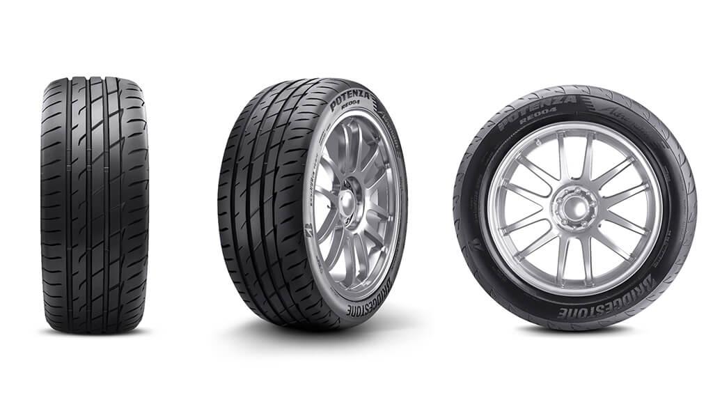 Bridgestone POTENZA Adrenalin RE004 Tyre Images