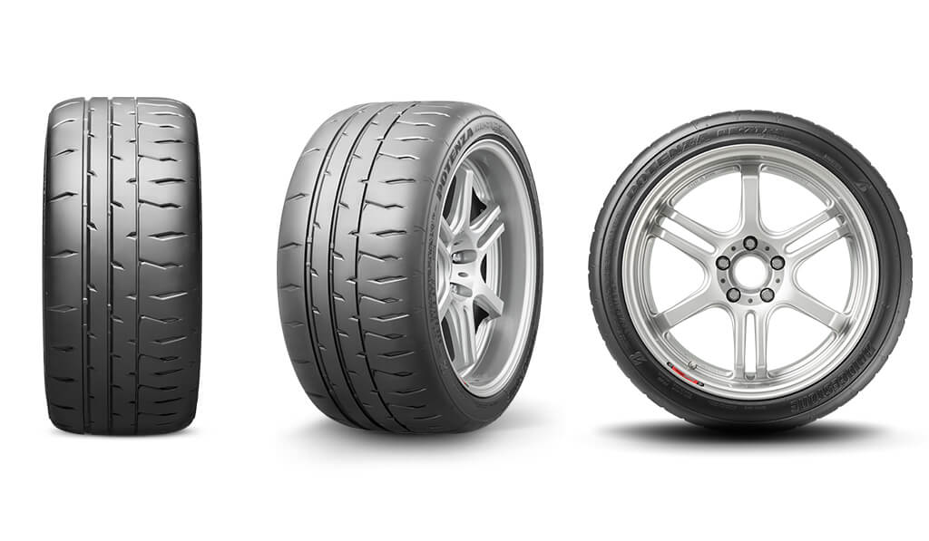 Bridgestone POTENZA RE-71RS Tyre Images