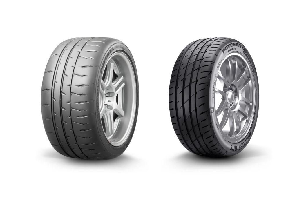 Bridgestone POTENZA Adrenalin RE004 & POTENZA RE-71RS