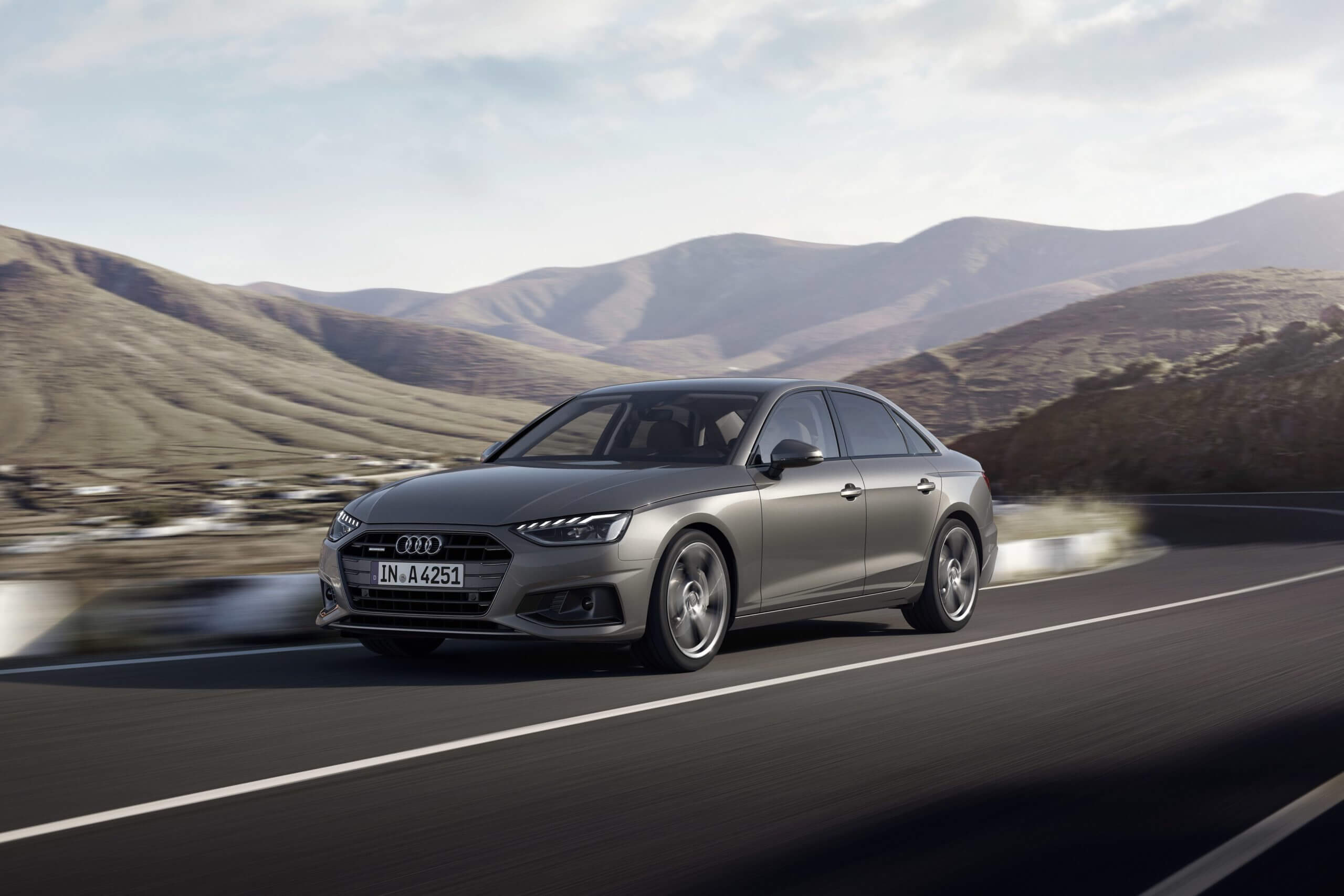 New Audi A4 – More connectivity and hybrid tech, on sale now from S$182k