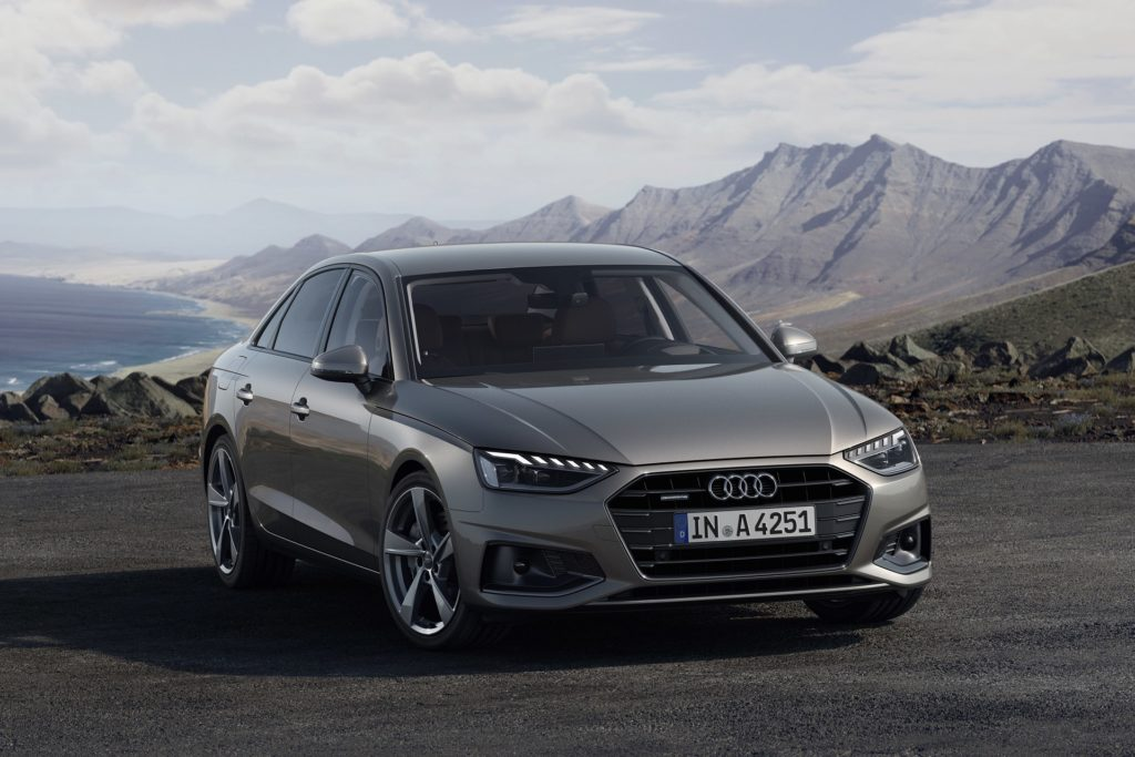 2020 new Audi A4 facelift Singapore