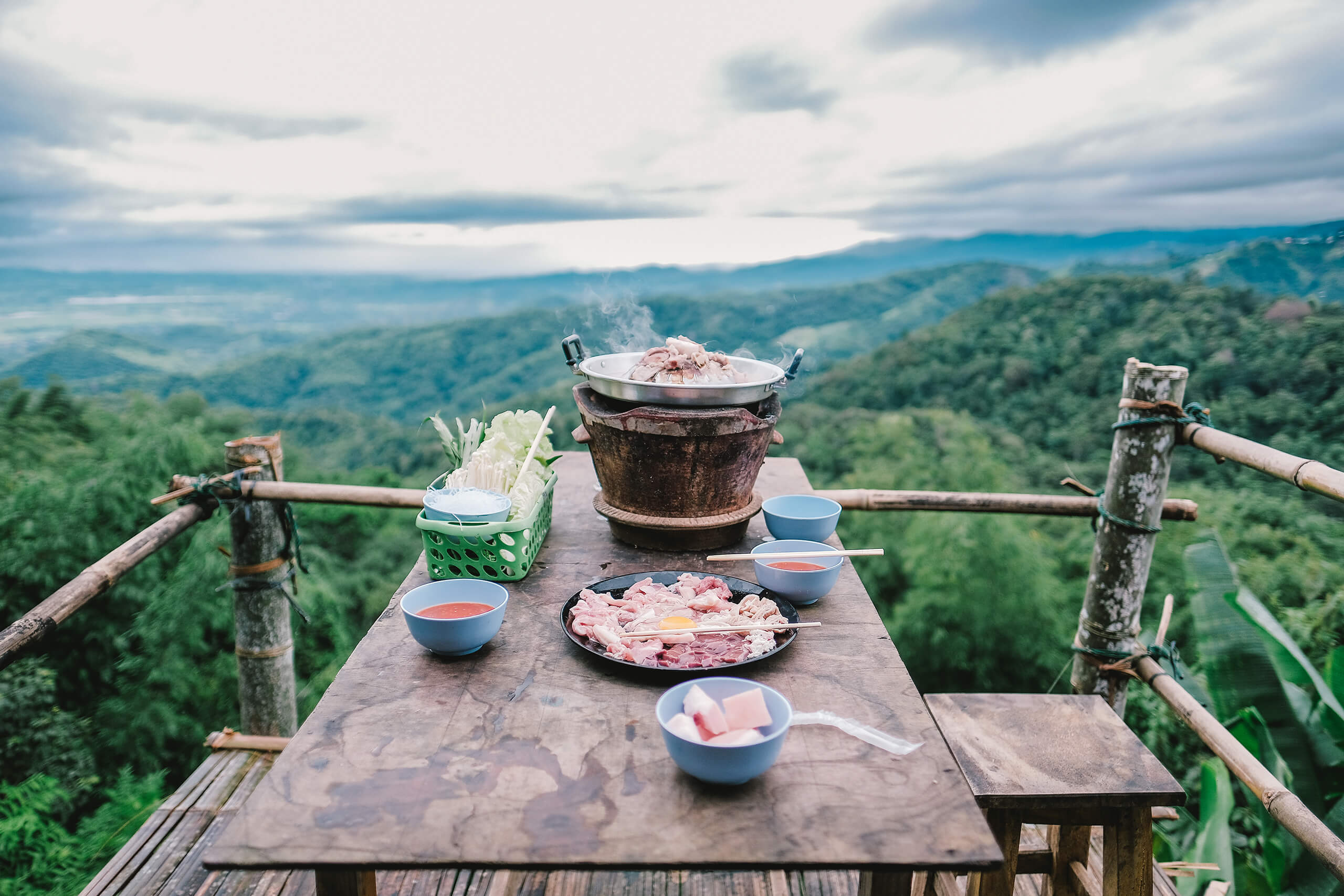 DISTANCED DINING: 5 'ulu' food places you definitely want to drive to