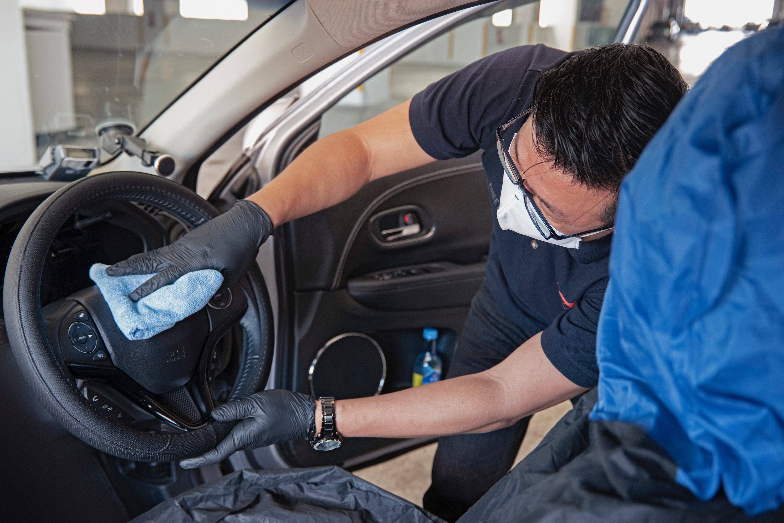 AUTOAPP PROACTIVE: The best car sanitisation service in Singapore
