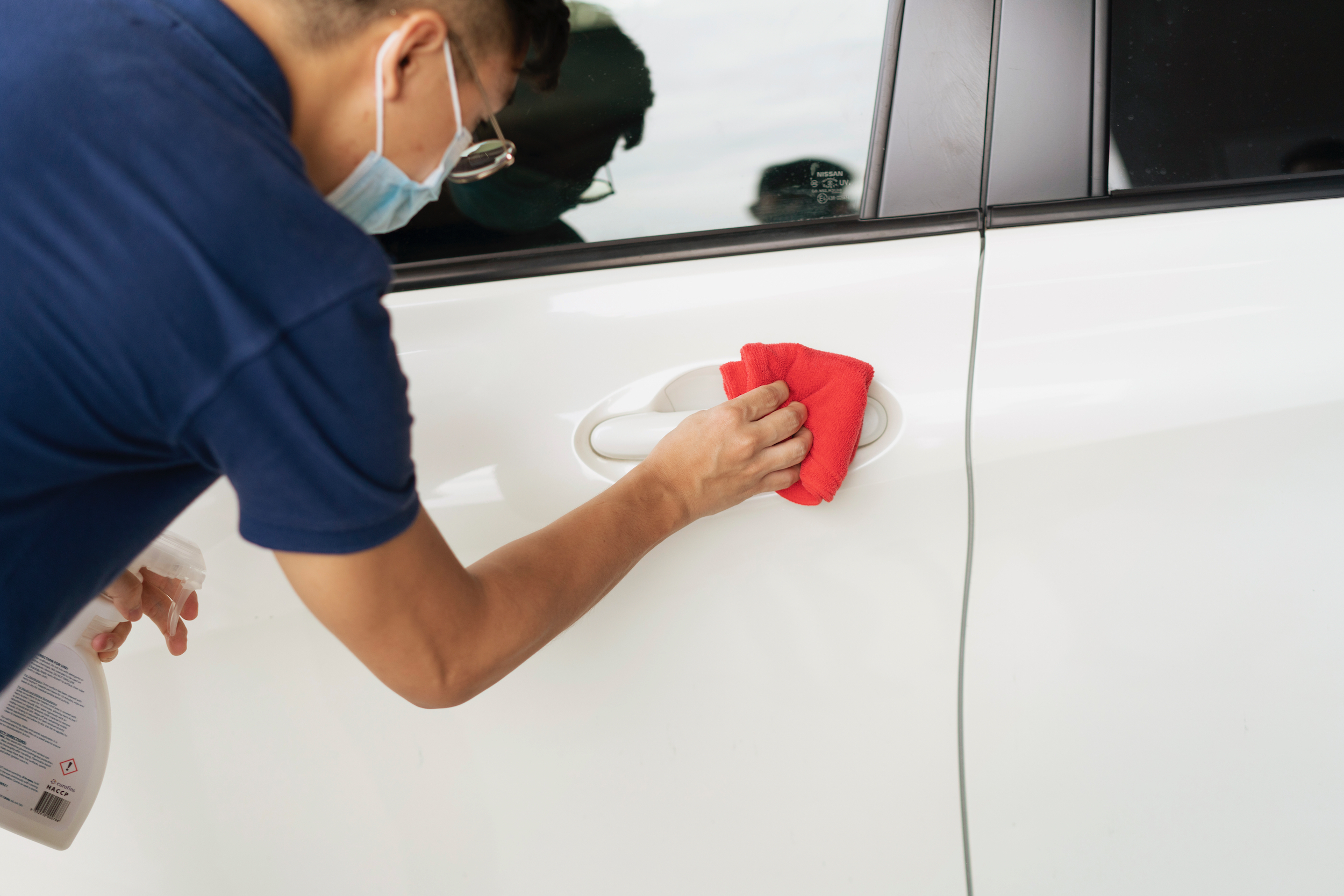 CAR-RANTINE: Keep your car clean with ProActive Sanitisation