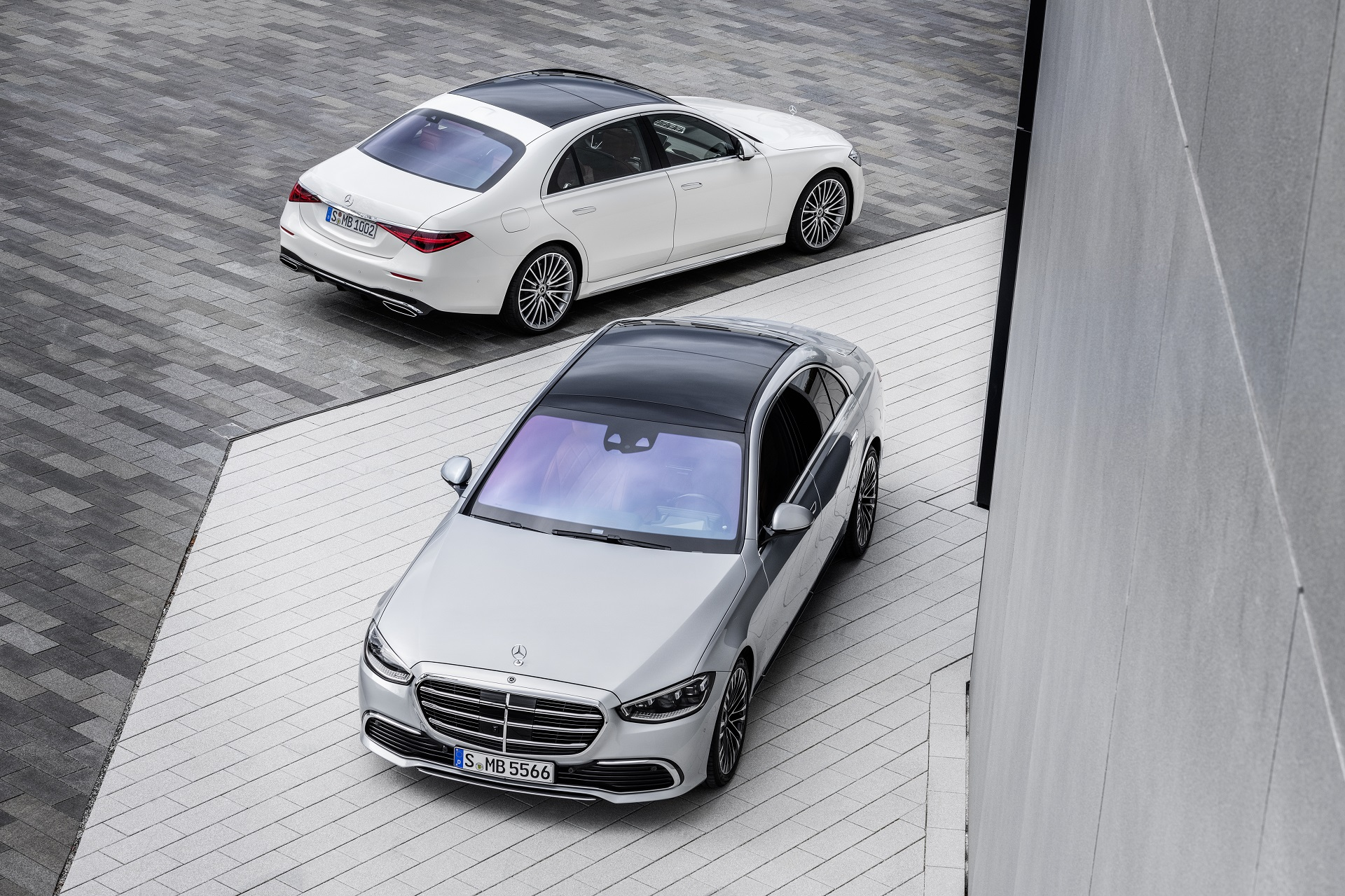 NEW MERCEDES-BENZ S-CLASS: Why it's the crystal ball of the car world