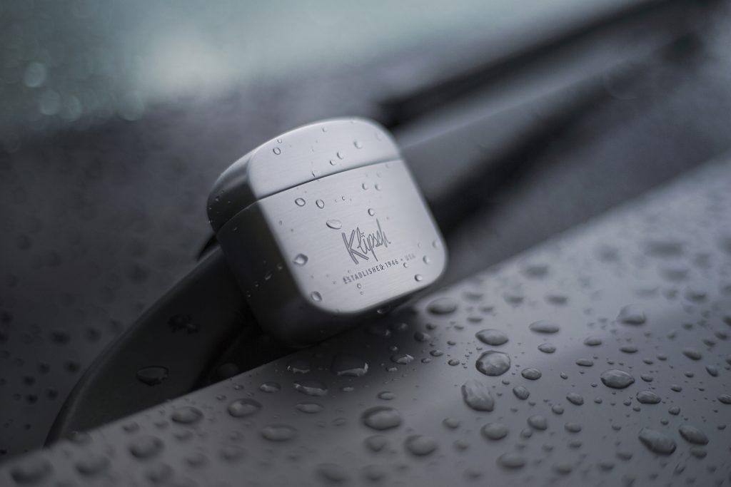 Klipsch T5 II True Wireless feature IP67 dust and water resistance