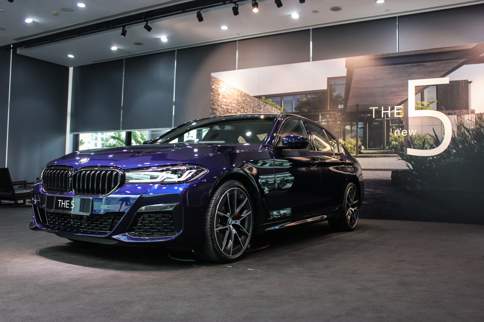 NEW BMW 5 SERIES IN SINGAPORE: everything you need to know