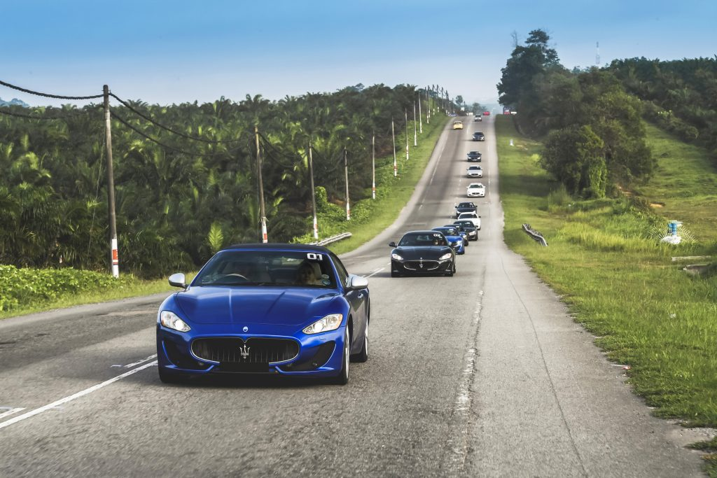 Maserati Owners' Club by Tridente Automobili