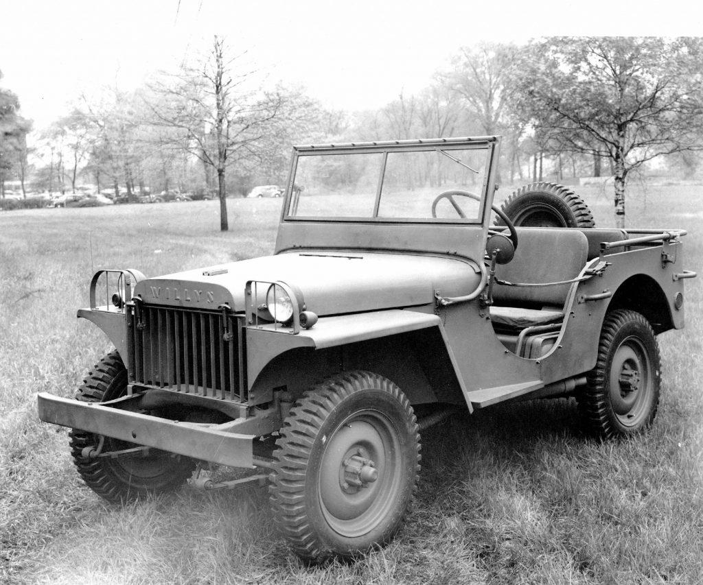 Original Willys Jeep