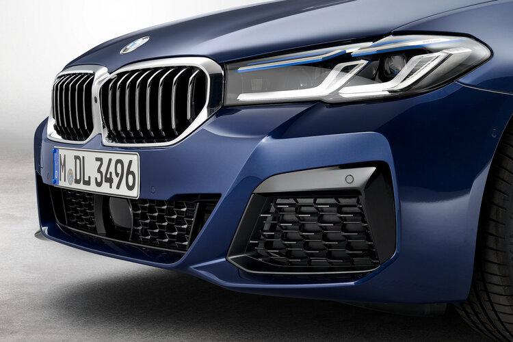 New BMW 5 Series sedan M Sport package