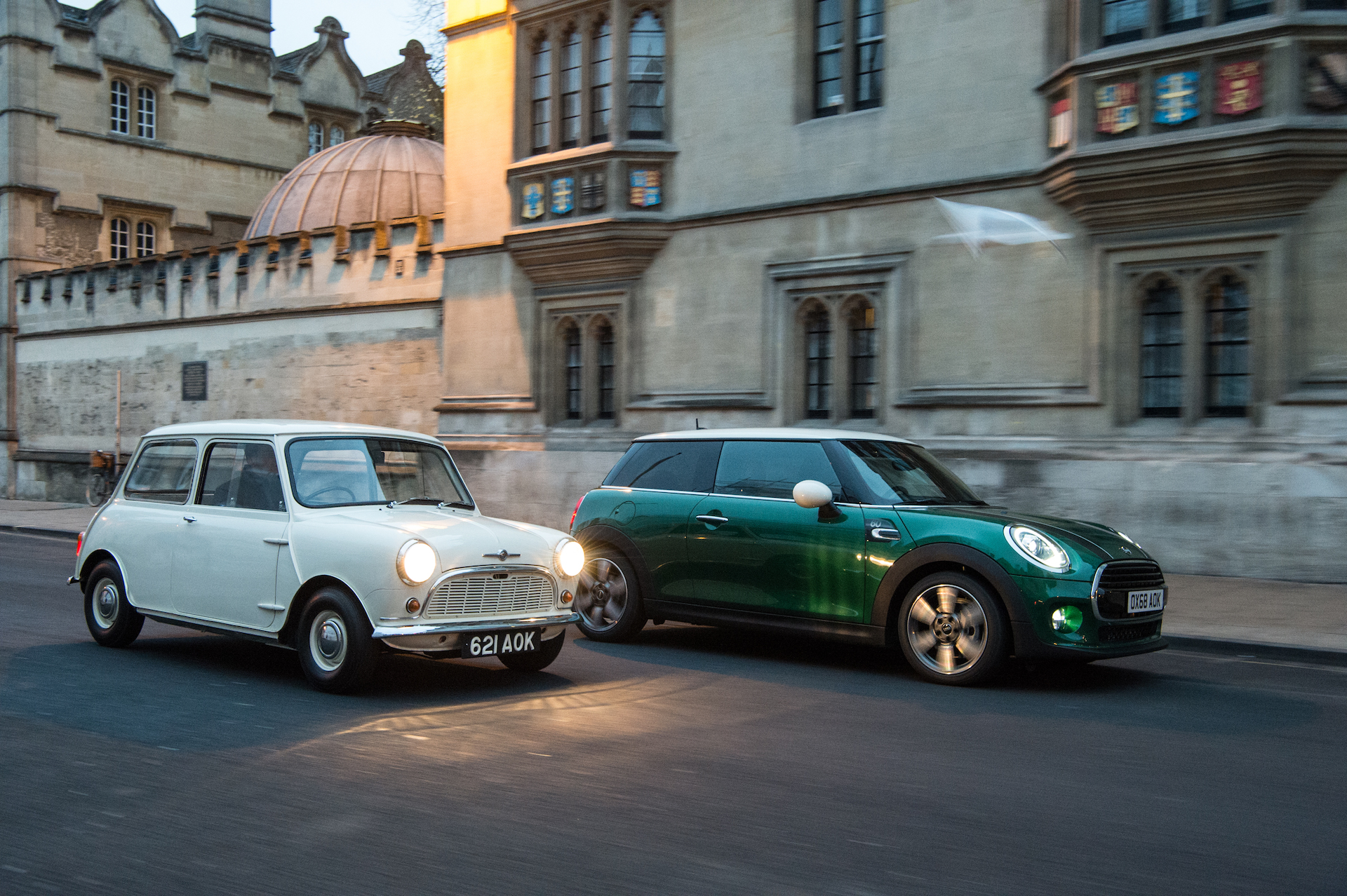 SPECIAL EDITION MINIS: Here's why they could be the special addition to your motoring life