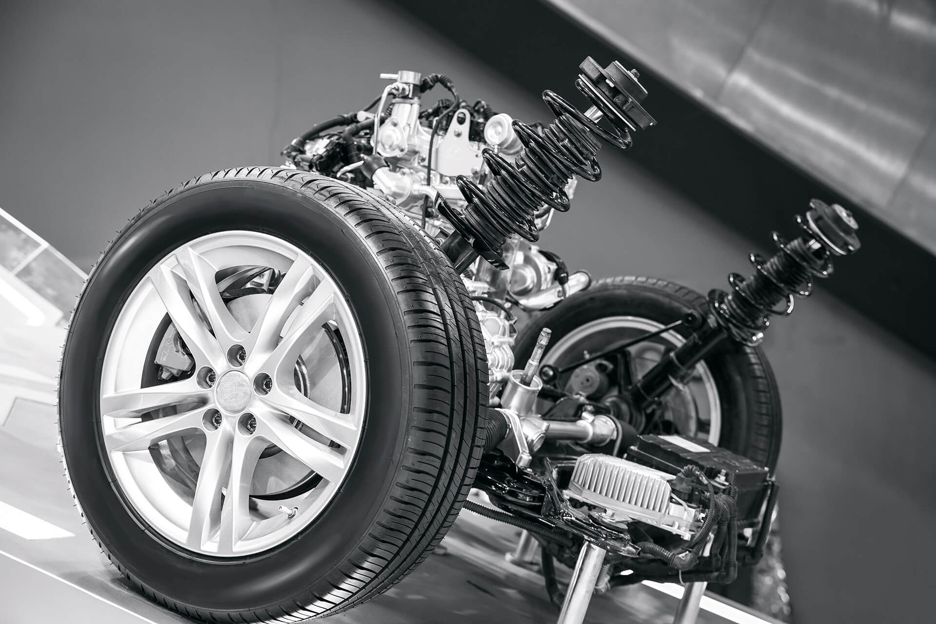 SHOCK VALUE: Keeping your car's suspension system in tip-top condition