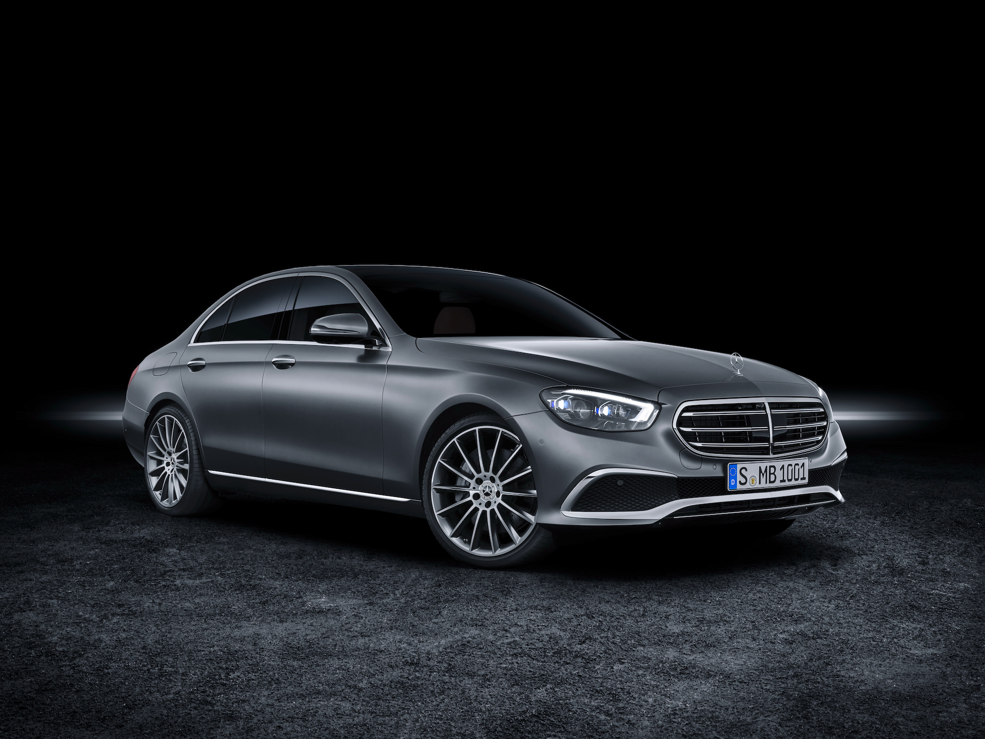 Easy E: 5 reasons why the new Mercedes-Benz E-Class is cool