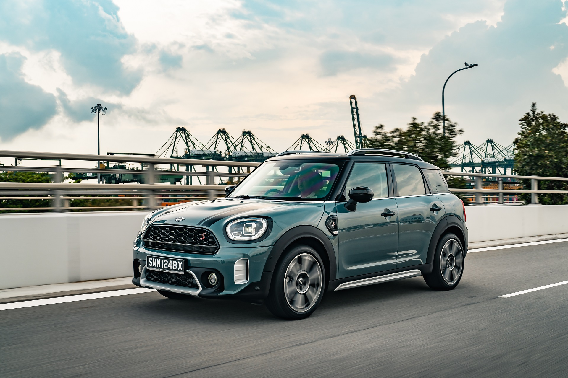 MINI COUNTRYMAN FACELIFT: Now in Singapore from S$162k
