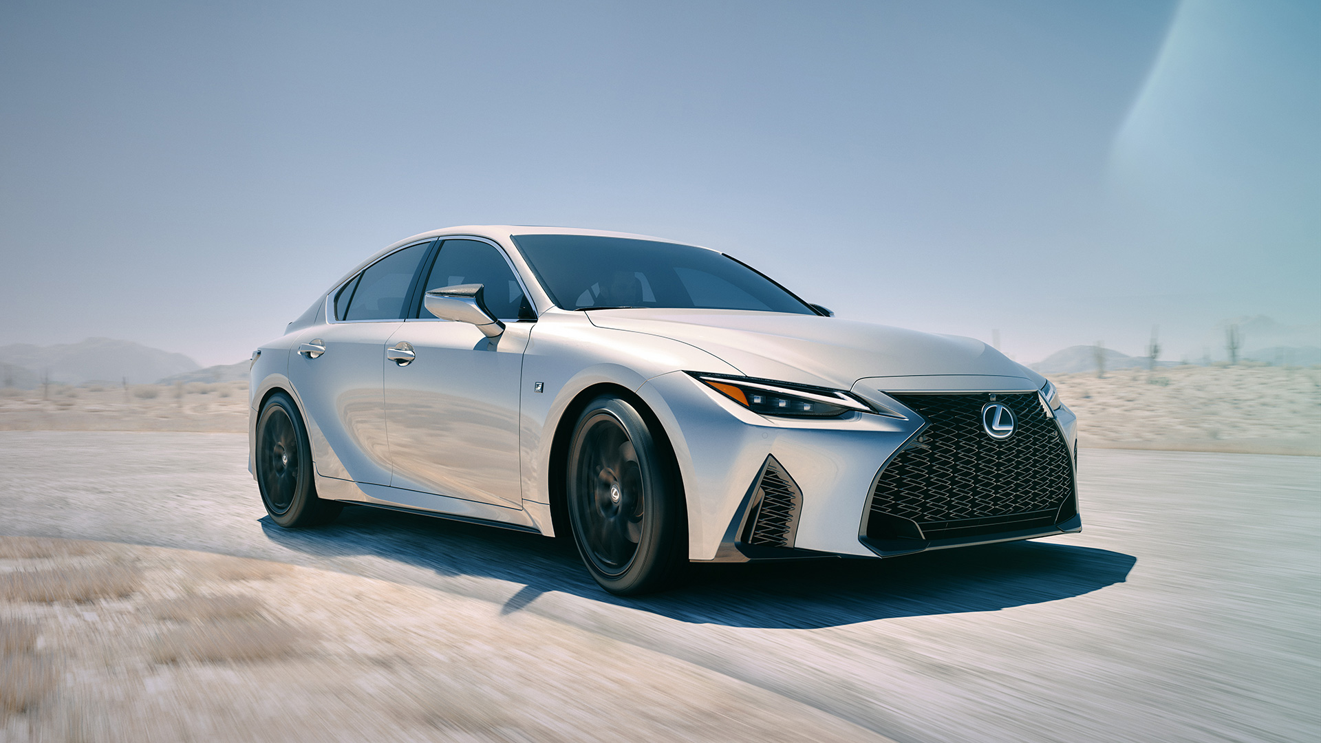 NEW LEXUS IS: SPORTIER AND SEXIER SALOON LAUNCHES IN SINGAPORE
