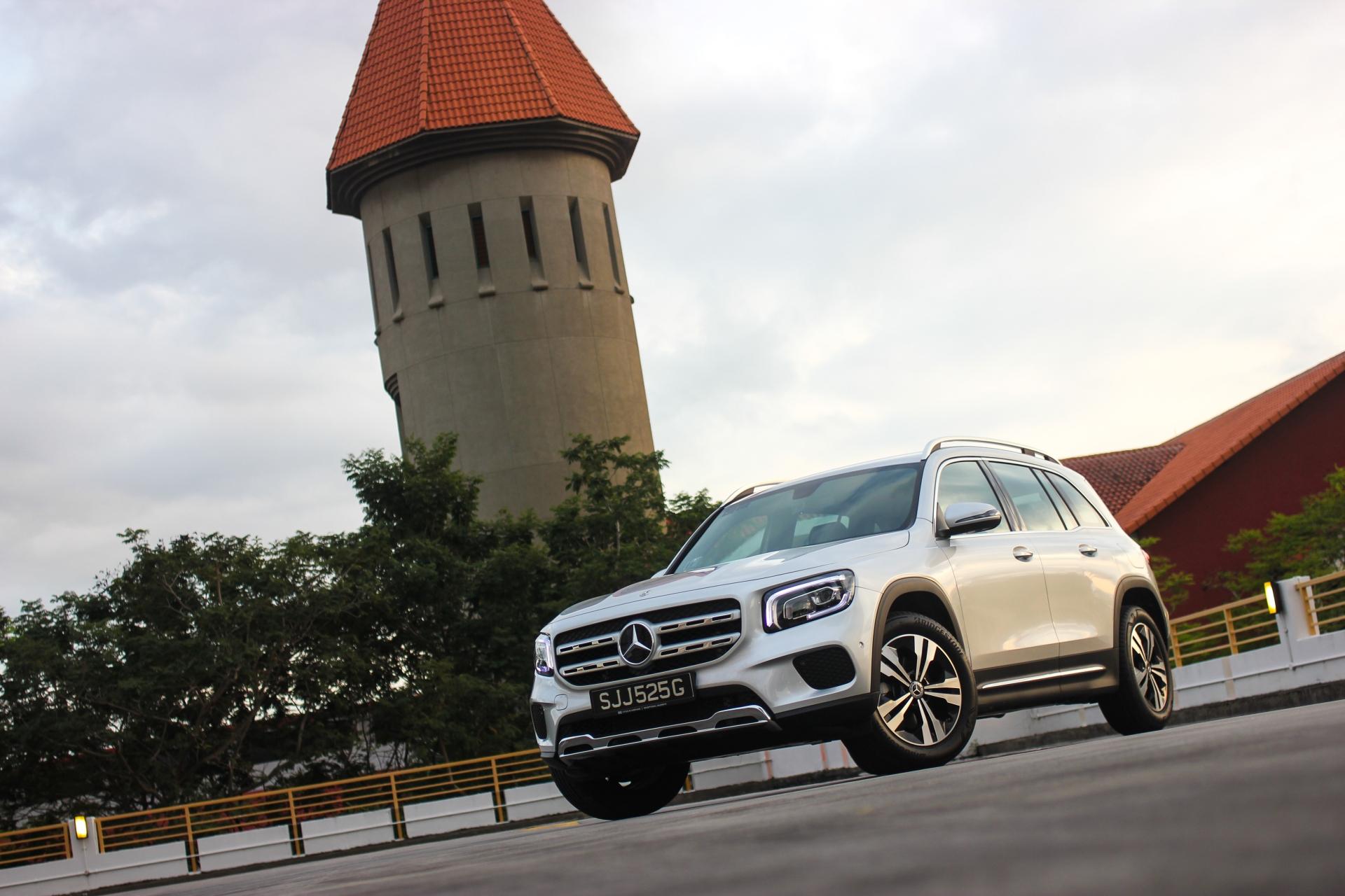 2020 Mercedes-Benz GLB200 Review: Utilitarian Bliss