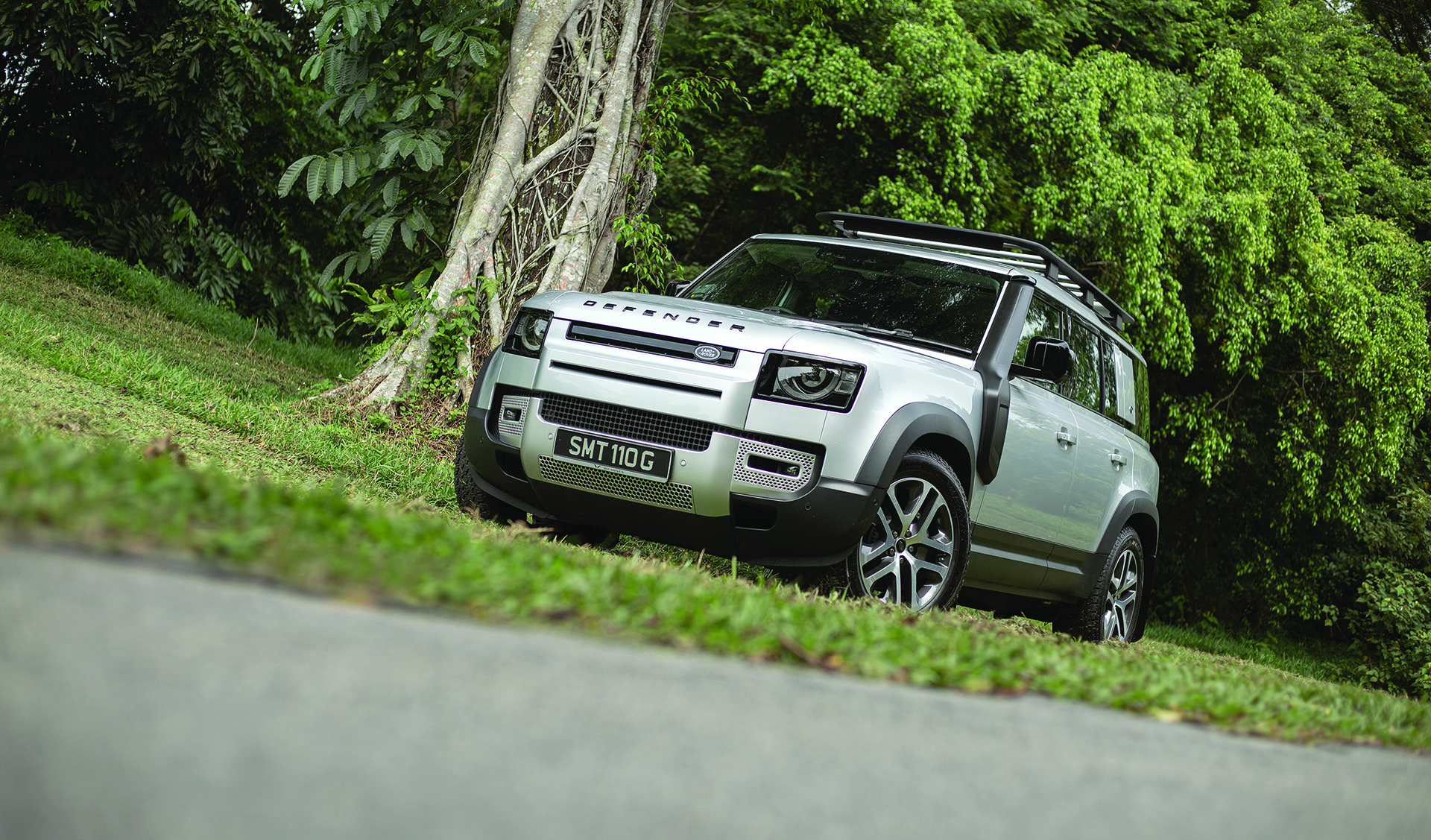 2020 LAND ROVER DEFENDER 110 P400 REVIEW: Defender of the Faith