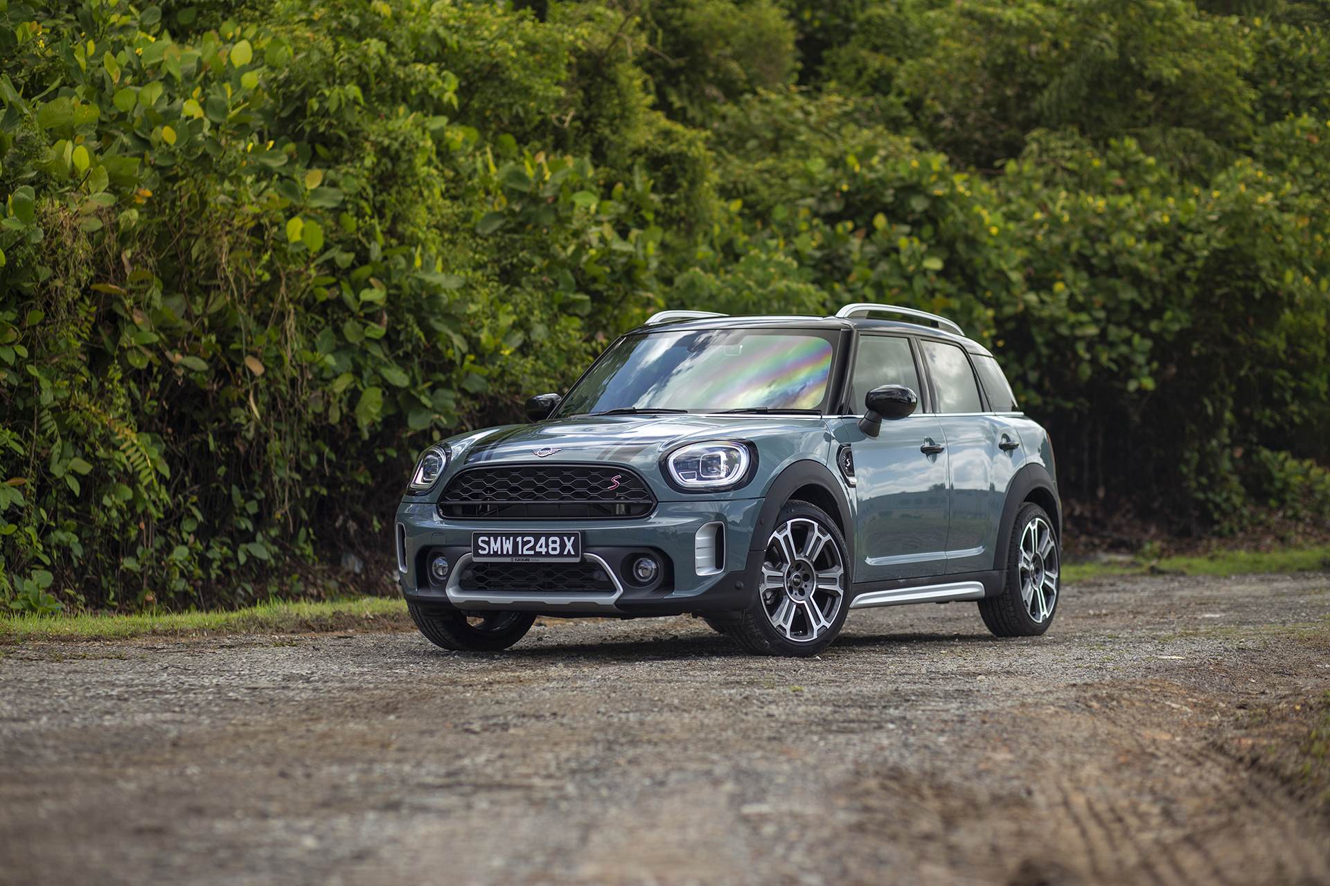 MINI Countryman Cooper S review: Smartened Up