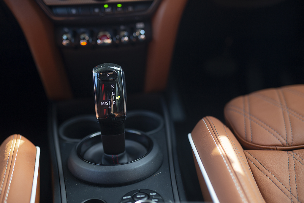 7-speed Dual-Clutch Transmission (DCT)