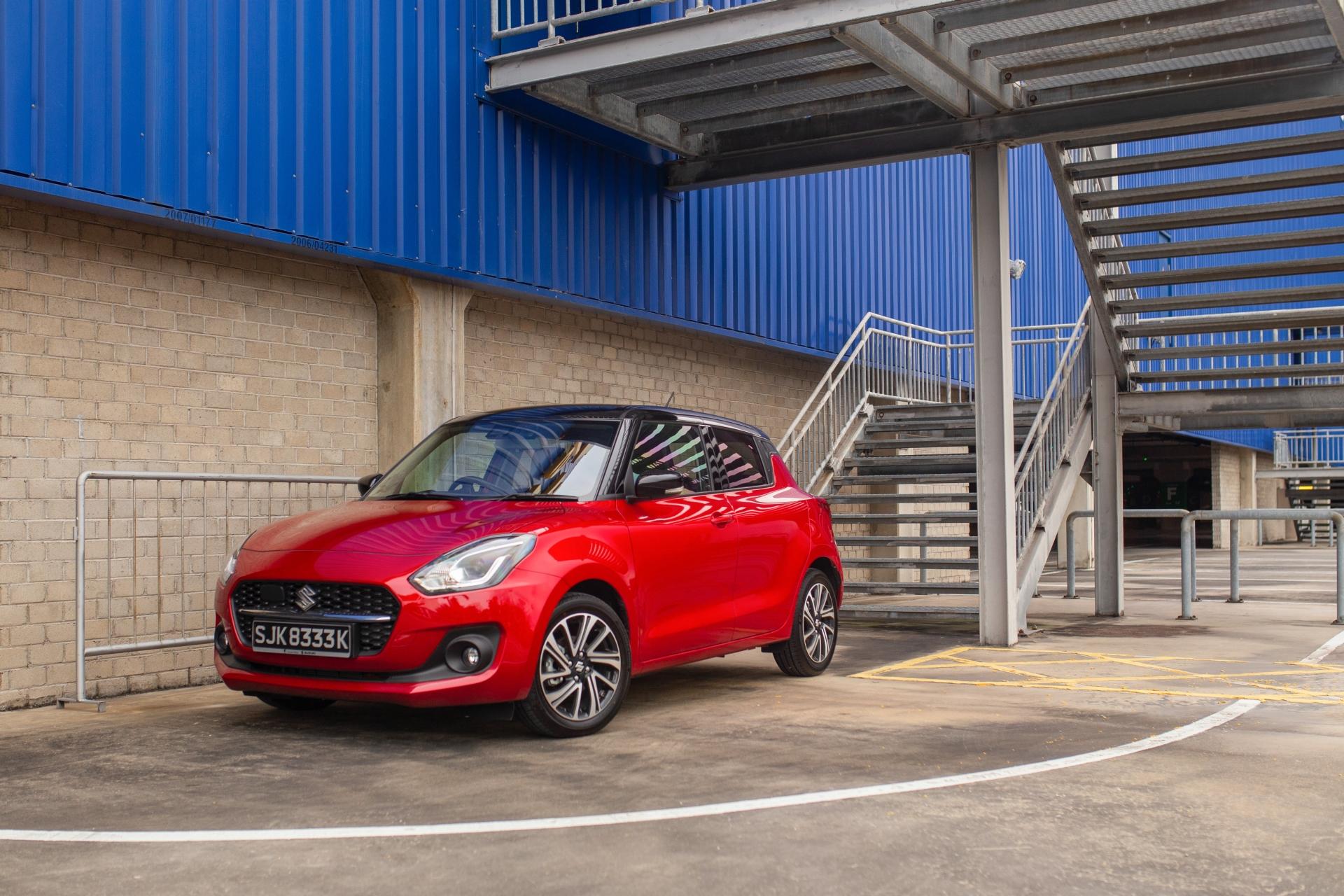 2021 Suzuki Swift Mild Hybrid review: Toys and joys