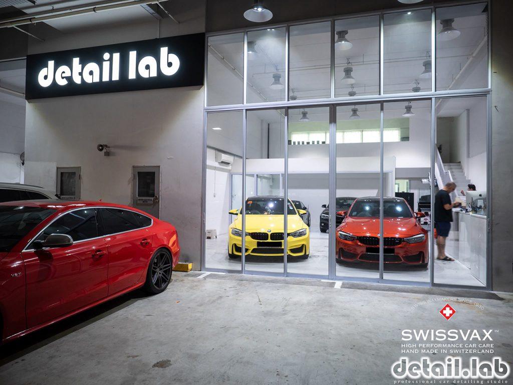 car wash detail lab kaki bukit