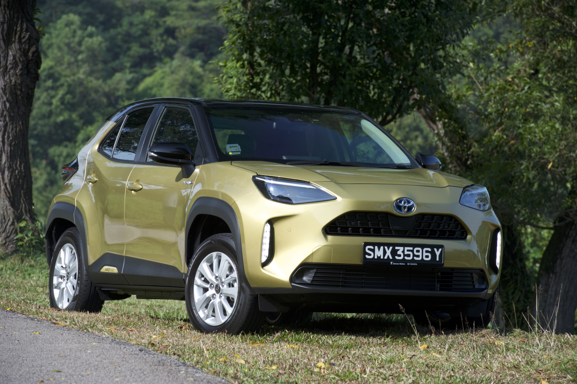 ALMOST PERFECT: Toyota Yaris Cross driven