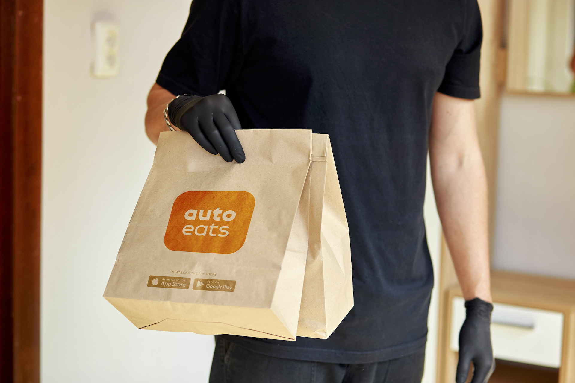 GOTCHA! AutoApp food delivery service prank revealed