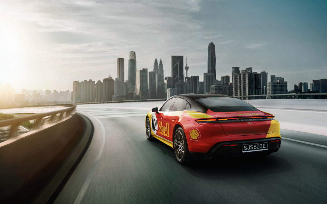 ELECTRIC DREAMS: Porsche and Shell make road-tripping to Malaysia in your EV a possibility