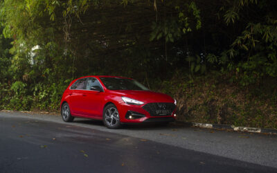 Hyundai i30 Hatchback 1.0 Turbo: Downsized but Decent