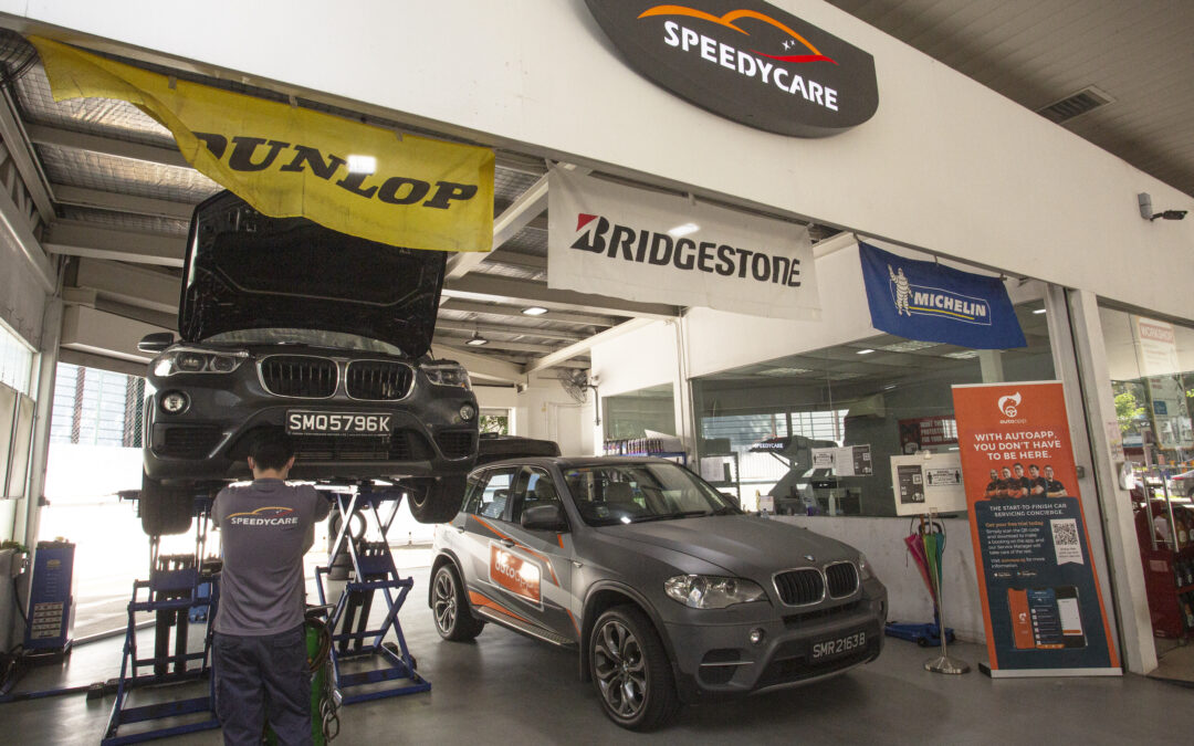 SAFE SERVICING: SPC SpeedyCare collaborates with AutoApp for stay-at-home car maintenance