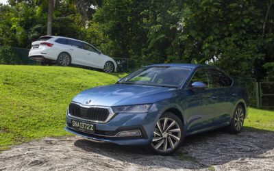 2021 SKODA OCTAVIA: 5 Simply Clever things we love about it
