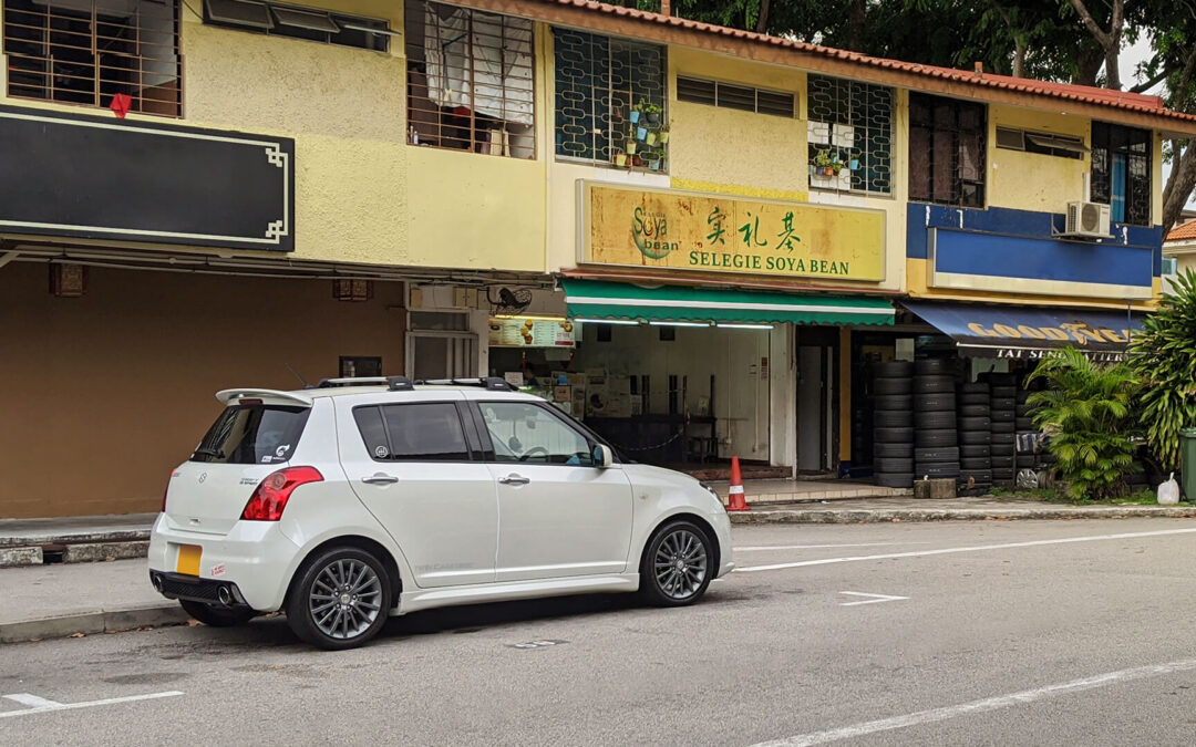 FOODIE FUEL 2: 5 makan places with easy parking you'll love