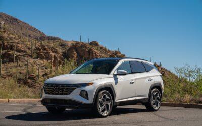 2021 Hyundai Tucson: Sharp looks for a sensible SUV