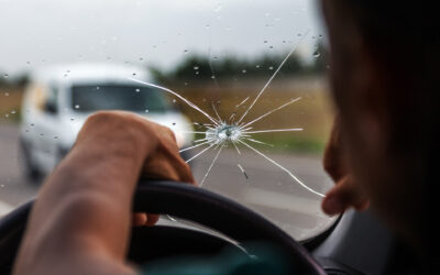 I CAN SEE CLEARLY NOW: Dealing with windscreen damage
