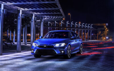IT GOES TO 11: 2022 Honda Civic premieres in Singapore