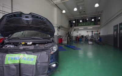 SMOOTH OPERATOR: Why car servicing with TYREPLUS is absolutely seamless