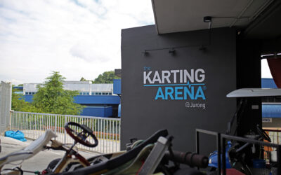 ON YOUR MARK: The Karting Arena @ Jurong now open