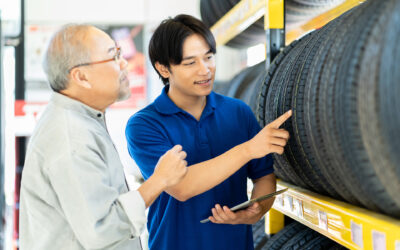 FRESH RUBBER: Choosing tyres made simple